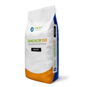 ZAMICHLOR 150 (with Chlortetracycline hydrochloride) is a broad-spectrum antibiotic for prevention and treatment of systemic diseases caused by microorganisms sensitive to chlortetracycline | Zamira Australia