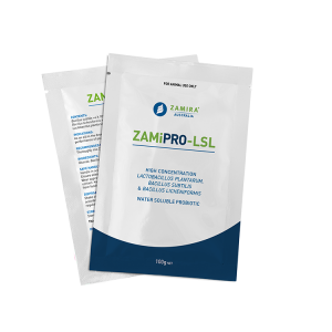 ZAMIPRO-LSL Soluble Probiotics for Poultry, Pigs and Aquaculture | Zamira Australia